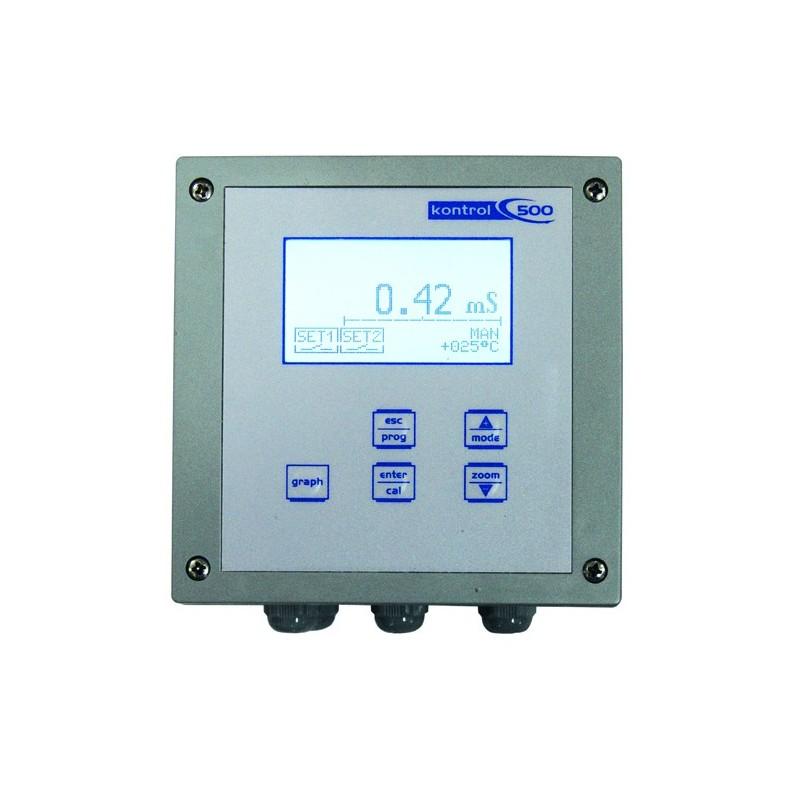 Analizador dioxido cloro kontrol dc500 - Analizador de cloro ...